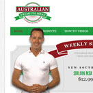 Australian Premium Meat web presenter