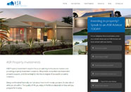 ASR Property Investment Small Business website