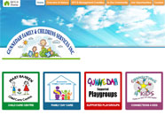 Gunnedah Family Day Care Small Business website