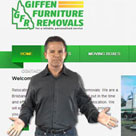 Giffen Furniture web presenter