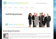 Mercer Morgan Small Business website