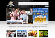Namoi Hotel Small Business website